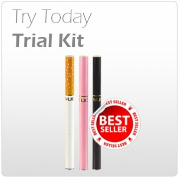 NUCIG Electronic Cigarette Trial Kit